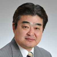 加藤育男会長